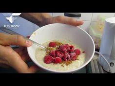 Claudia Molina te muestra como prepara la avena y en que consiste su desayuno! - YouTube