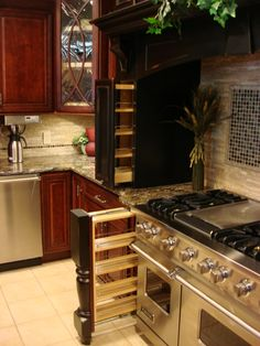 NEW Tuscan Style Kitchen-Factory Builder Stores Dallas | Factory Builder Stores