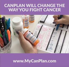 Ready to start winning your battle with #cancer? CanPlan will change the way you #fightcancer - Your roadmap to recovery is only one plan away: www.mycanplan.com/buy