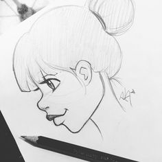 A simple sketch plus New lip tutorial video is up ✨Link in Bio  Goodnight loves • • • • #art #arts #artist #sketch #draw #drawing #drawings #illustration #artwork #profile #simple #instaart #instahub #goodnight #love #happy #inspiration #Godisgoodallthetime
