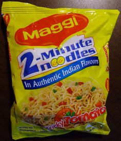 #763: Maggi 2-Minute Noodles Tricky Tomato
