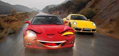 Contact Milnes Chevrolet, Inc. Head 2 Head, Chevy, Chevrolet, Corvette Grand Sport, Driving Test, Porsche 911, Racing, Vehicles, Sports