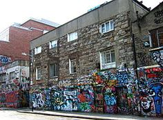 Windmill Lane Studio in Dublin - so many amazing albums recorded/have ties here.  Hysteria, The Joshua Tree...
