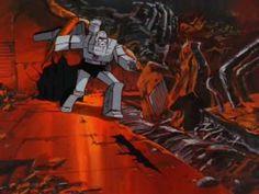 Optimus Prime Vs Megatron (Transformers O Filme - 1986) Português