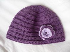 Dámská háčkovaná čepice Beanie, Hats, Fashion, Moda, Hat, Fashion Styles, Beanies, Fasion, Hipster Hat