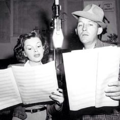 Judy Garland, Bing Crosby