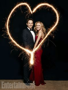 True Blood, Anna Paquin and Stephen Moyer