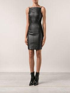 Gareth Pugh 'slace' Mini Dress - Odd. - Farfetch.com