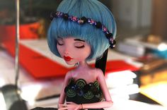 monster high repaint - Google Search