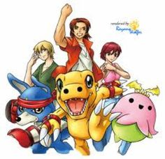 Digimon is basically Pokemon but for people that are willing to learn every single piece of trivia and use that to figure out what on earth is going on.