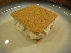 Hungry Girl Fan: Gimme Gimme S'mores Sandwich