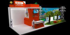 Desain Booth Stand Pameran