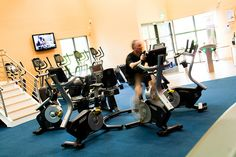 Large, spacious, air conditioned state-of-the-art fitness suite comprises 65 stations of Pulse cardiovascular and resistance equipment featuring SmartCentre gym management software and a dedicated freeweights zone. Best! See This! http://all4betterlife.com