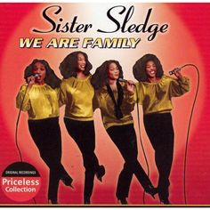 Sister Sledge - We Are Family (CD)