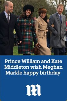 Prince William And Kate, William Kate, Prince Harry And Meghan, Prince Charles, Duke And Duchess, Duchess Of Cambridge, Happy 40th Birthday, Meghan Markle, British Royals