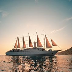 Spectacular sunsets are our specialty. #WindstarCruises #Cruise