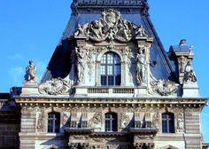 Atop the Louvre- Paris, France  $30.00