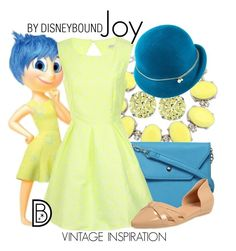 """""""Joy"""" by leslieakay ❤ liked on Polyvore"""