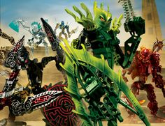 bionicle legends of metru nui toa images - Google Search