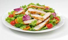 Friendlys- Chicken in the Garden Salad