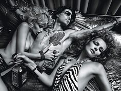 W MAGAZINE Tom Cruise, Abbey Lee Kershaw & Edita Vilkeviciute by Mario Sorrenti. Arianne Phillips, June 2012, www.imageamplified.com, Image Amplified (6)