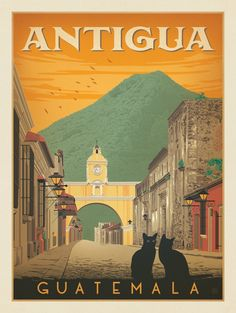 Anderson Design Group – World Travel – Guatemala: Antigua