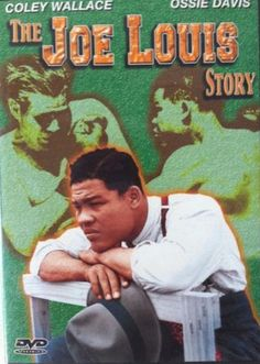The Joe Louis Story (DVD, for sale online Joe Louis, The Joe, Detroit, Track, Baseball Cards, Ship, Sports, Movies, Free