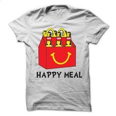 Happy Meal? Beer T-Shirt - #college sweatshirt #sweatshirt and leggings. ORDER NOW => https://www.sunfrog.com/Funny/Happy-Meal-Beer-T-Shirt.html?68278