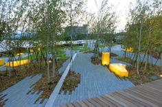 Permeable paving by StossLU Architects. Visit the slowottawa.ca boards  http://www.pinterest.com/slowottawa/