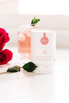 Spring green tea and fruity hibiscus blend delectably with sweet rose and a hint of citrus to delight the senses and leave you glowing from the inside out.