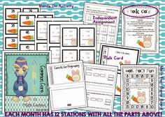 I wish I knew the best way to explain my Math Stations.   I've said it many times, I like it simple, clear and meaningful.   So ... in a nu...