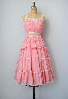 vintage 1970s Gunne Sax boho dress