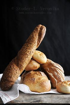Bread & Bread by StuderV, via Flickr