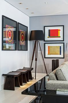 Wall art, living room Foto: Rodrigo Ramirez