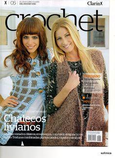 CLARIN CROCHET 2010 Nº5 - Daniela Muchut - Picasa Web Albums