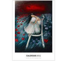 The Art of Love by Amanda Cass Calendar
