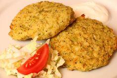 BLW-Rezept für Brokkoli-Couscous-Laibchen für BLW-Anfänger, Fingerfood für Babys ab 6 Monaten, vegetarische Bratlinge für den Familientisch mit Broccoli