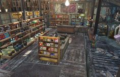 Fallout 4 - The Most Well Stocked Store in All of Boston