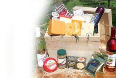 Renard's Cheese in Door County.  Stop on your way up the Peninsula!