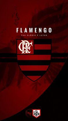 Galaxy Wallpaper, Wallpaper S, Brazil Wallpaper, Football Wallpaper, Sports Clubs, Red Background, Graphic Art, Iphone, Emerson