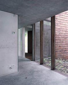 Family House / Mario Garzaniti Interior And Exterior, Interior Design, Architecture Details, Mario, House, Windows, Wood, Outdoor Decor, Landscape