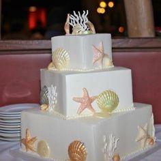 Hawaii Wedding cakes | creations works designs beach