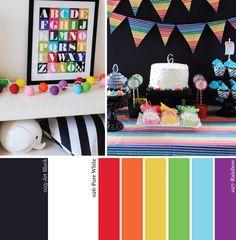 party-color-palette-black-white-rainbow