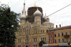 Panteleymonivsky Church, Odesa, Ukraine.