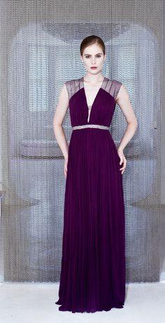ODILE DRESS | Catherine Deane love the colour