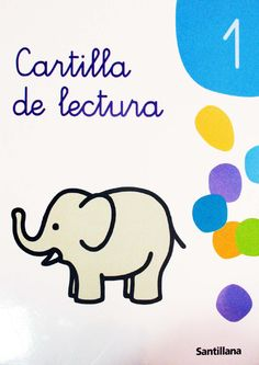 CARTILLA SANTILLANA  Cartilla lectura