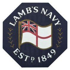 Lamb's Navy Rum, Company Logo, Navy, Logos, Instagram Posts, Hale Navy, Rome, Old Navy, Logo
