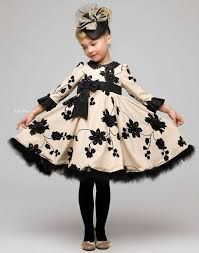 Resultado de imagen para modelos de vestidos para niñas