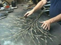 """Explore our internet site for more relevant information on """"metal tree artwork"""". It is an excellent location to read more. Metal Tree Wall Art, Metal Artwork, Wire Tree Sculpture, Sculpture Art, Tree Artwork, Wire Trees, Tree Wall Decor, Wire Crafts, Wire Art"""