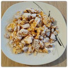 Túrós császármorzsa | Betty hobbi konyhája